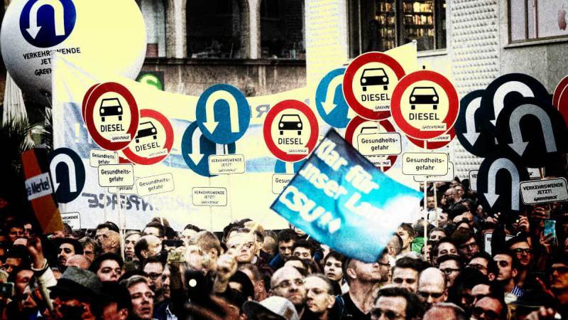 torino stop diesel appello greenpeace 1
