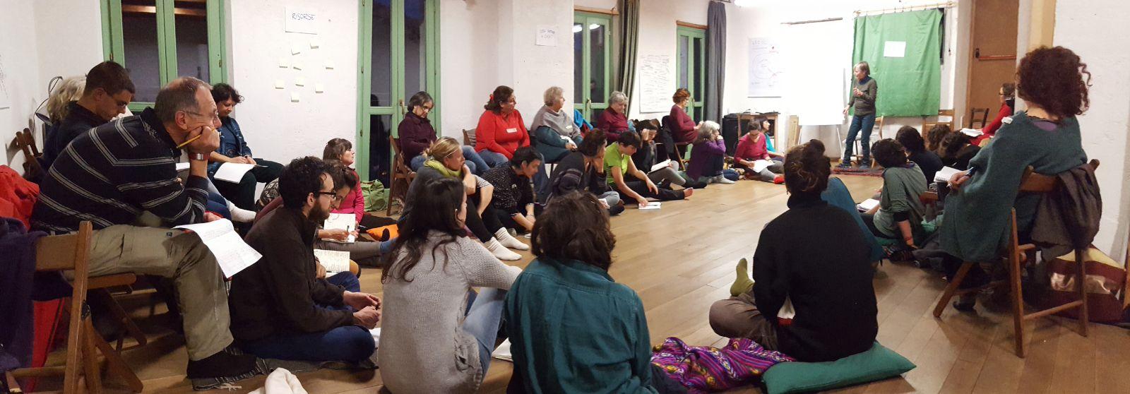 Il workshop di Comunicazione ecologica, con Eva Lotz