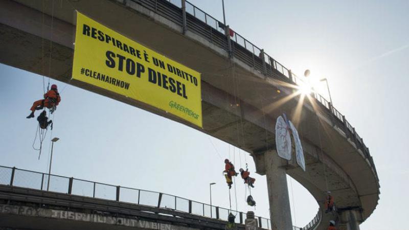 smog torino scuole allarme greenpeace 1