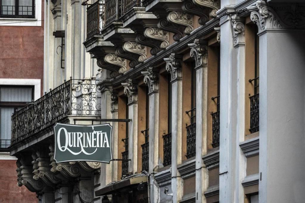 La proiezione del documentario si terrà presso il Teatro Quirinetta a Roma
