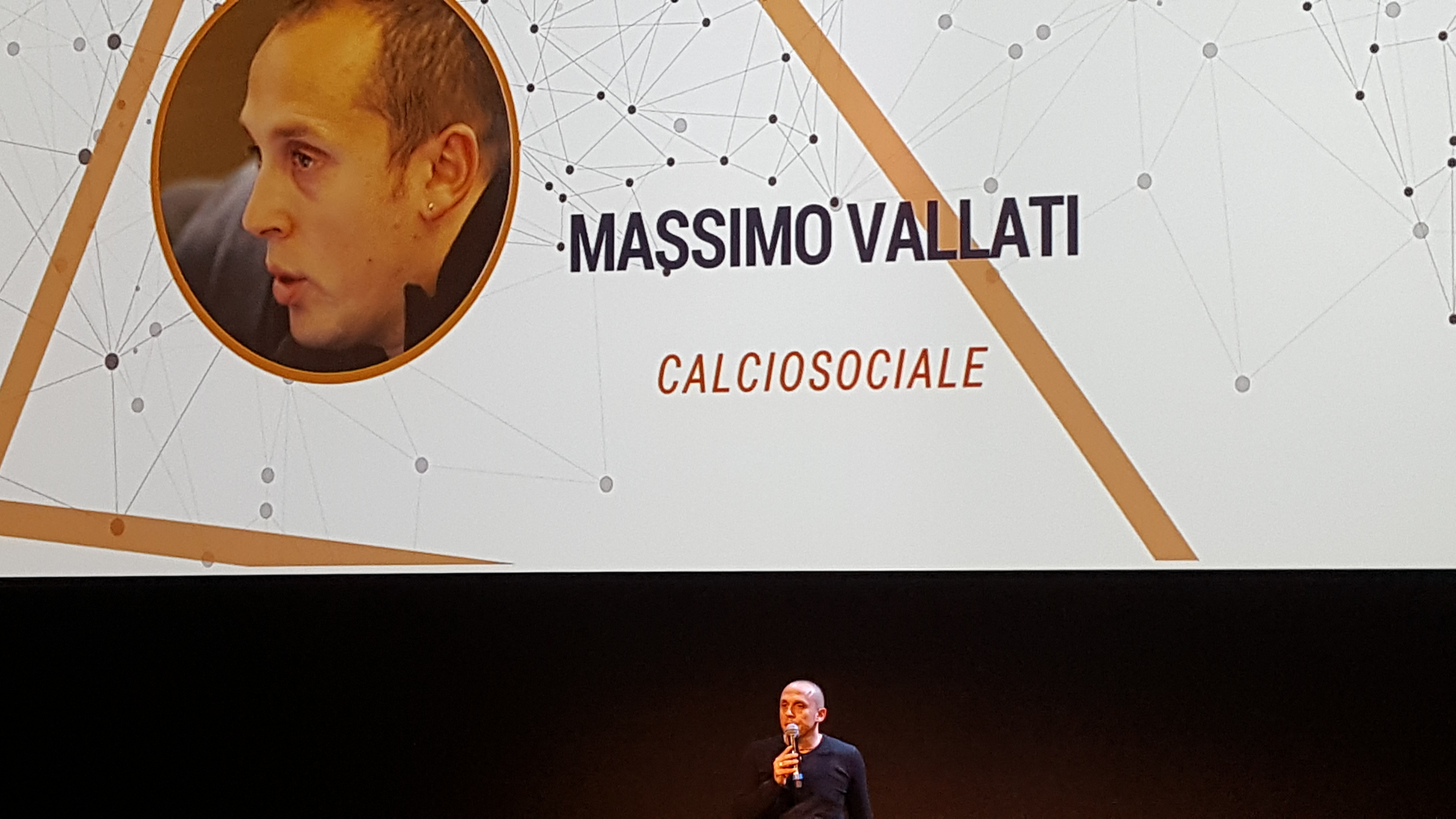 Massimo Vallati presenta Calciosociale
