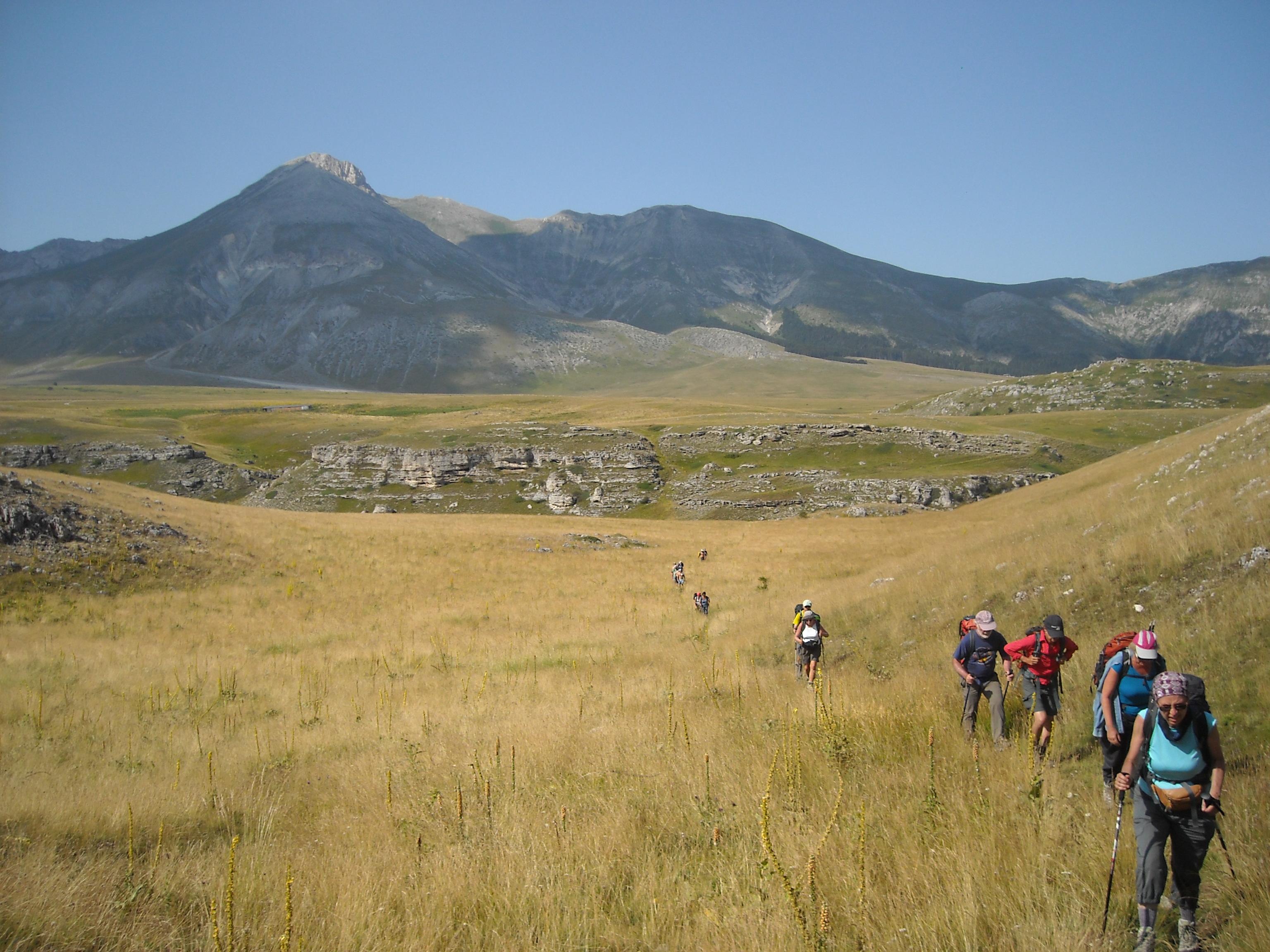 Il cammino di Escher in Abruzzo