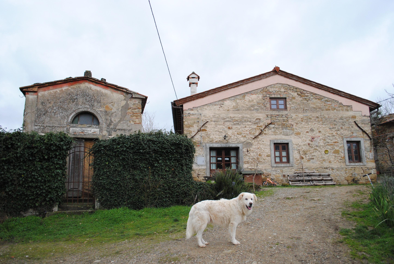 L'entrata del borgo di Tertulia