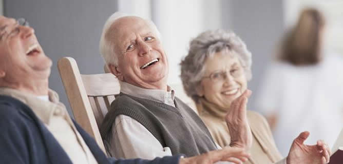Old-people-laughing-newark-notts