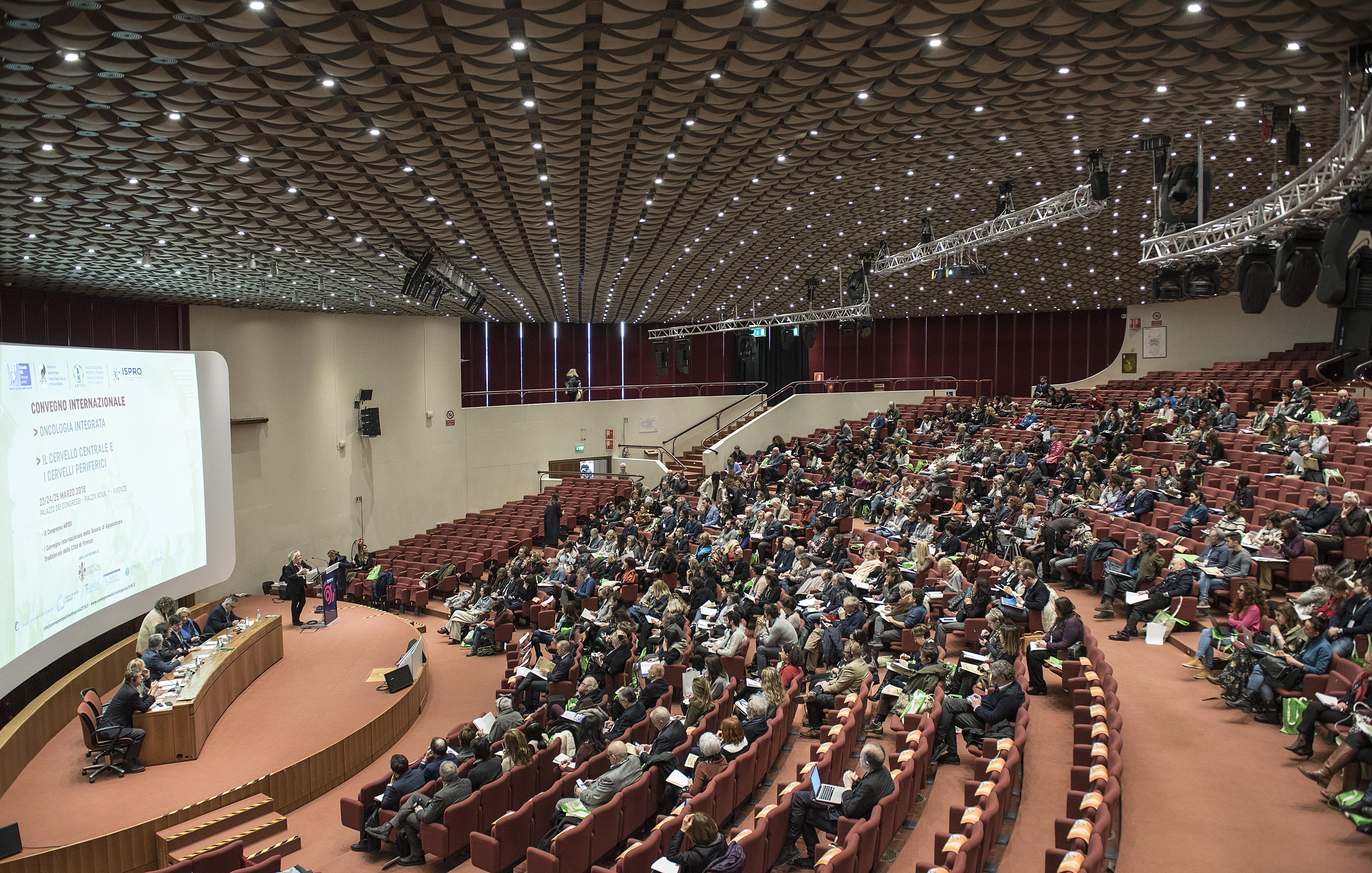 Convegno internazionale di oncologia integrata (Foto di Riccardo Calise)