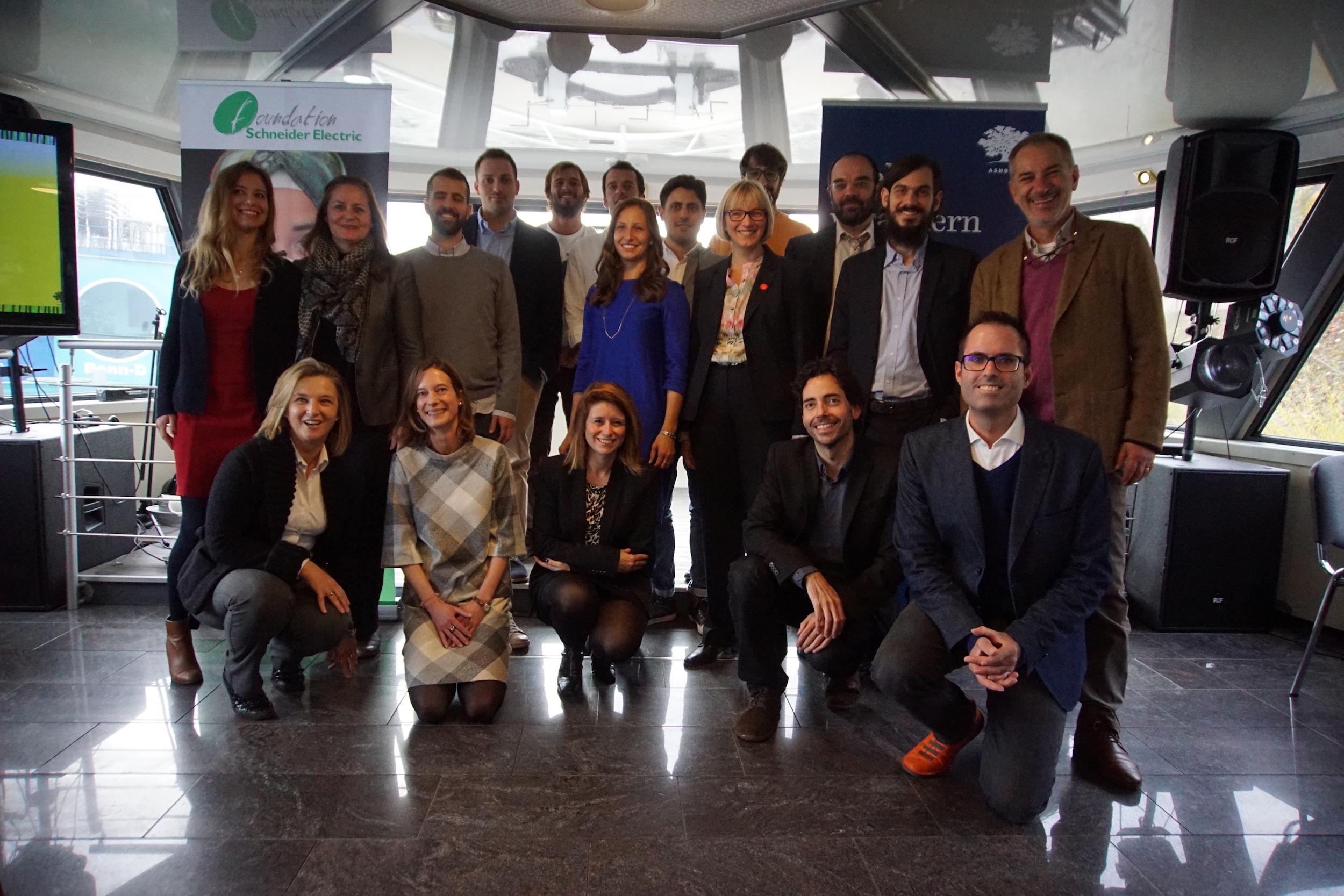I 15 imprenditori sociali selezionati