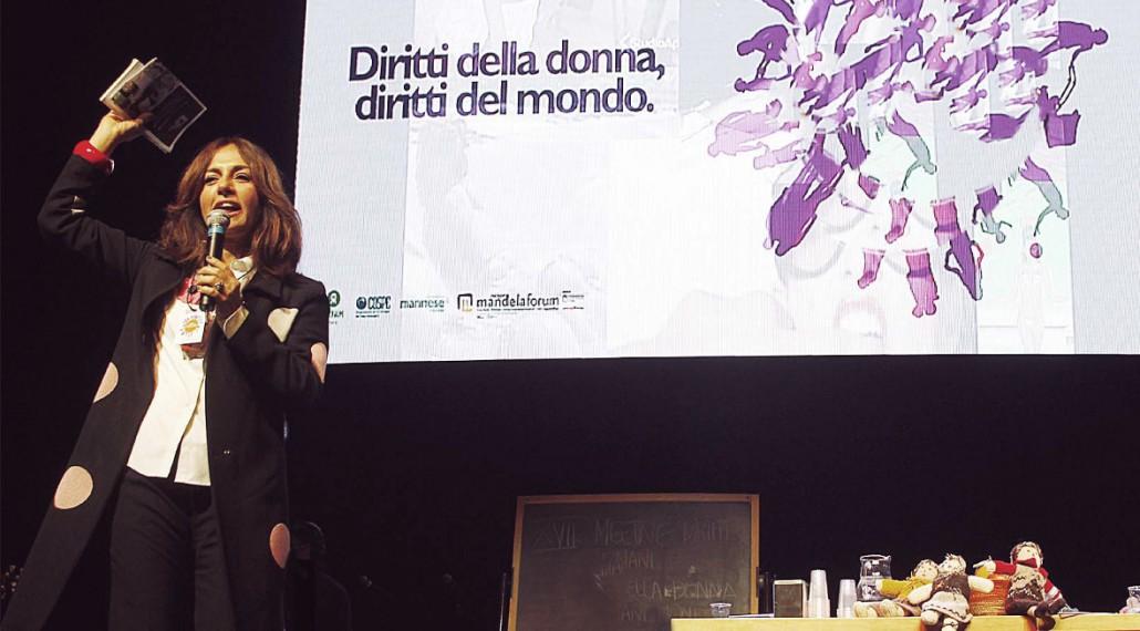 Lorella Zanardo, scrittrice, attivista e docente (Foto Torrini)