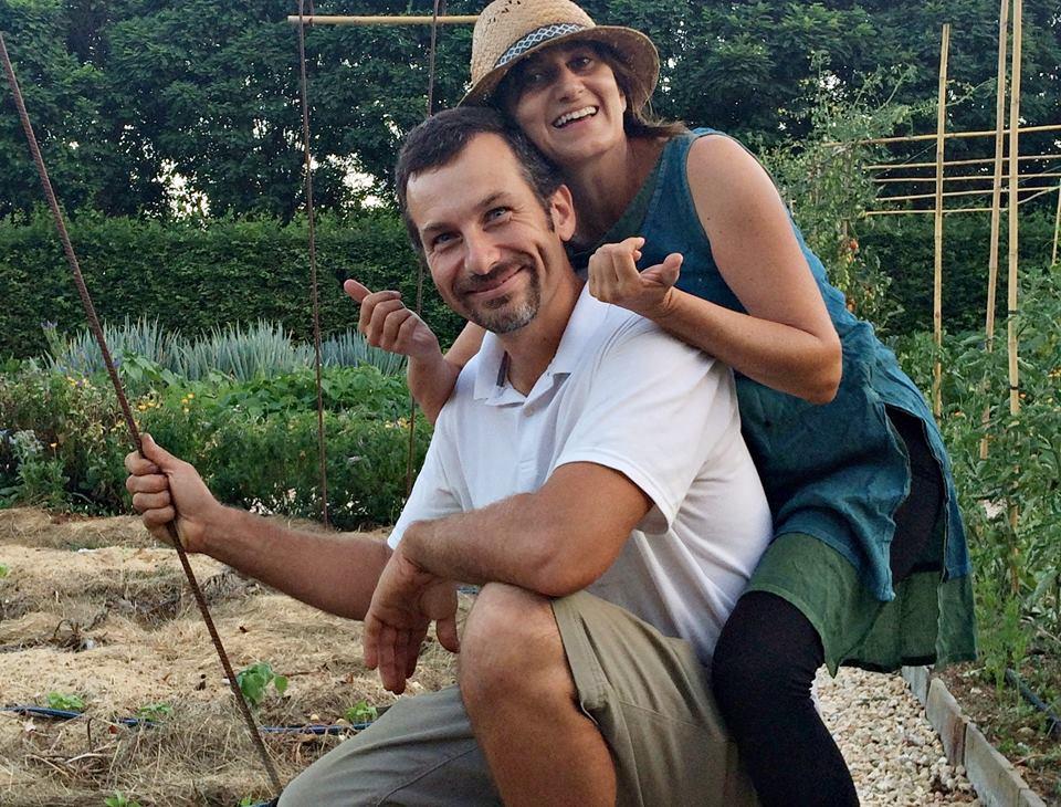 Davide Rizzi e Lorena Turrini