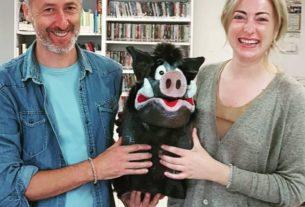 """""""Grufolo"""", la nuova mascotte dell'Ecomuseo del Casentino"""
