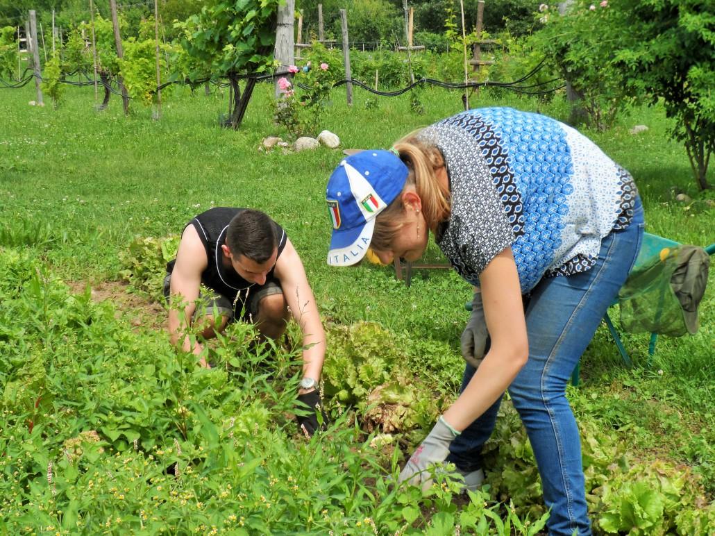 La cooperativa agricola biodinamica La Monda
