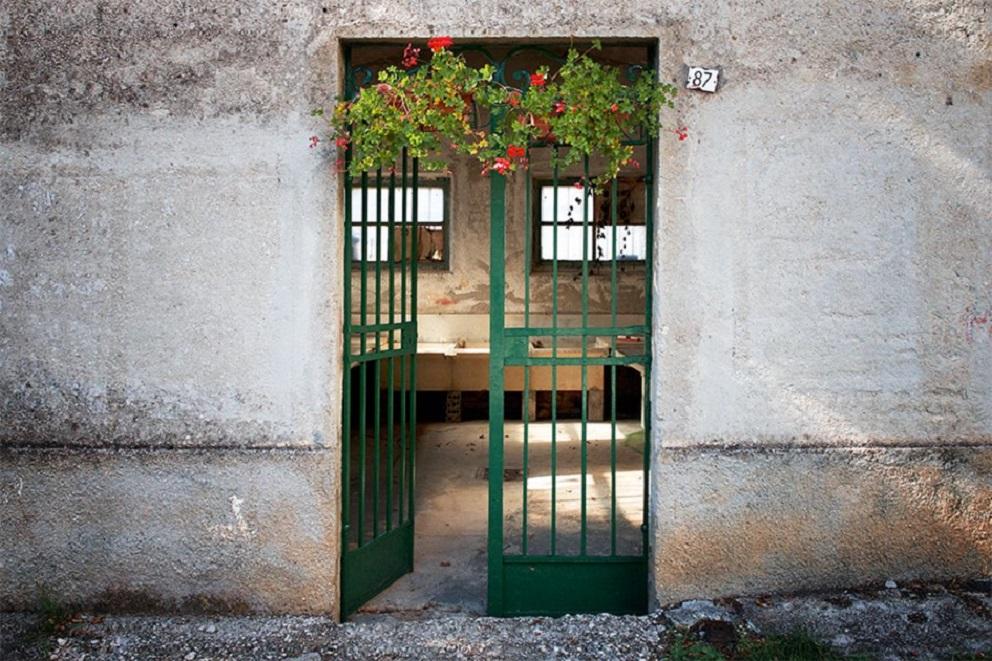 Il lavatoio di Frattura (foto Mammucari)