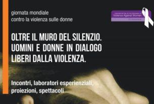 Oltre il muro del silenzio. Uomini e donne in dialogo, liberi dalla violenza