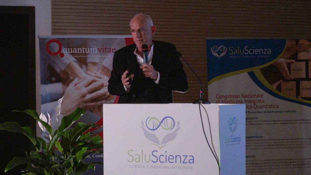 Il dottor Antonio Pasciuto al congresso italiano Saluscienza