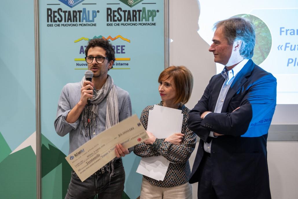 Premiazione ReStartAlp 2018 - 07