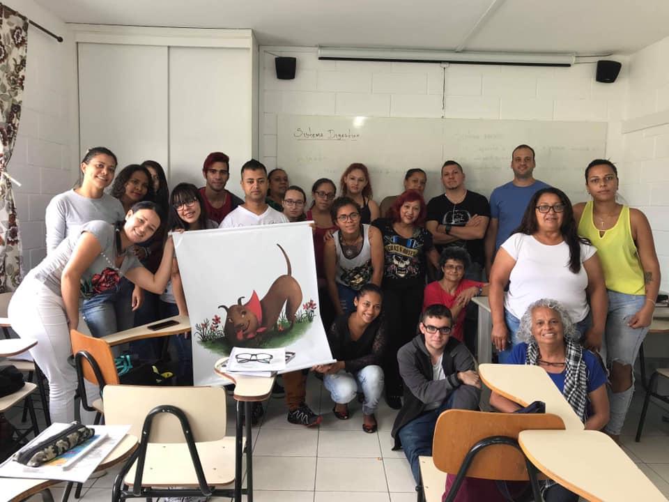 Corso per diventare assistenti veterinari (Brasile)