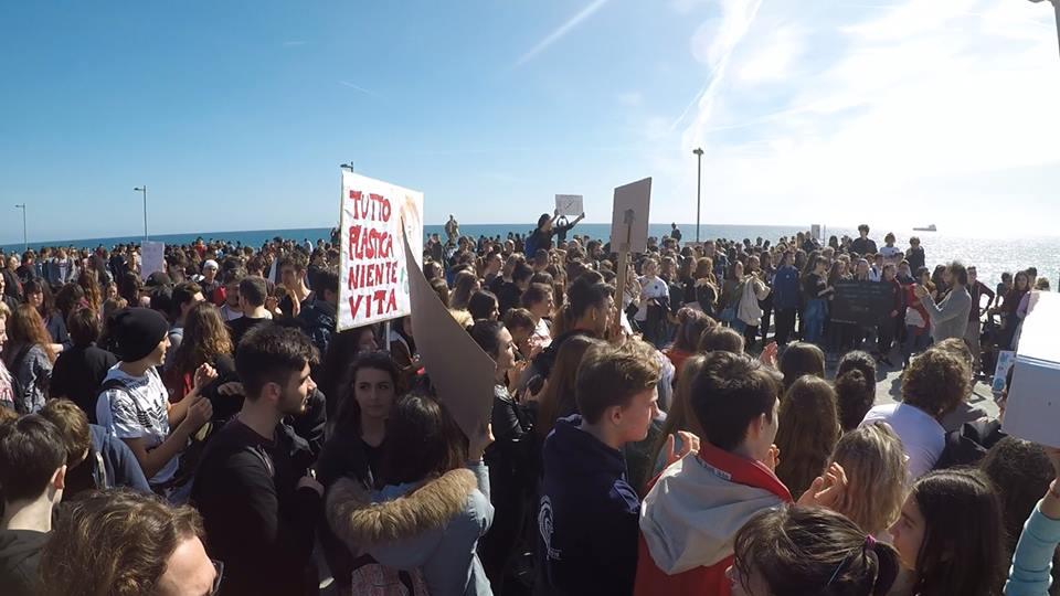 Lo sciopero del 15 marzo a Savona
