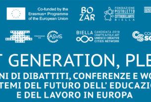 Next Generation, Please!: le impressioni dei partecipanti sul futuro dell'educazione e del lavoro in Europa