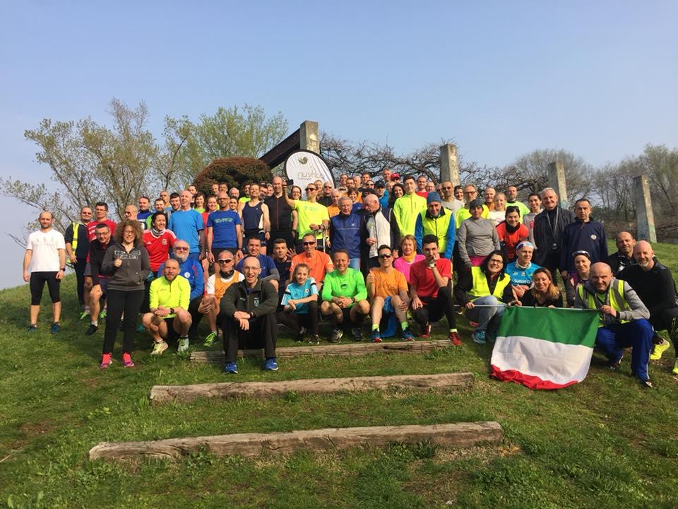 Foto tratta dalla pagina Facebook Milano Nord parkrun (Milano)