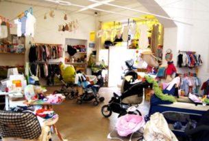 """""""Non solo"""", il magazzino eco-solidale che da nuova vita agli oggetti"""