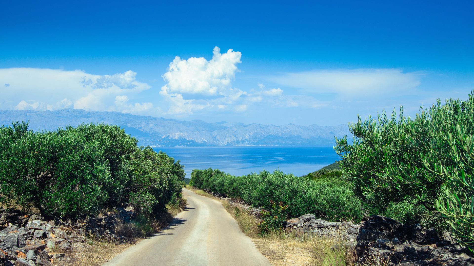 L'isola di Hvar in Croazia