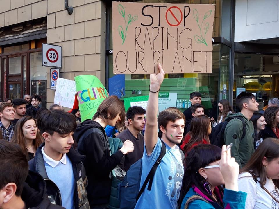 Lo sciopero del 15 marzo a Torino