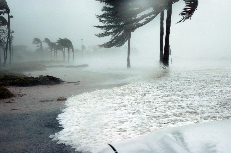 Uragano in Florida
