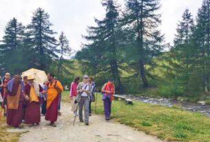 #52 – Albagnano Healing Meditation Centre: la comunità buddista che fa rinascere la frazione abbandonata