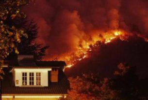 Il Piemonte brucia e con esso la nostra indifferenza