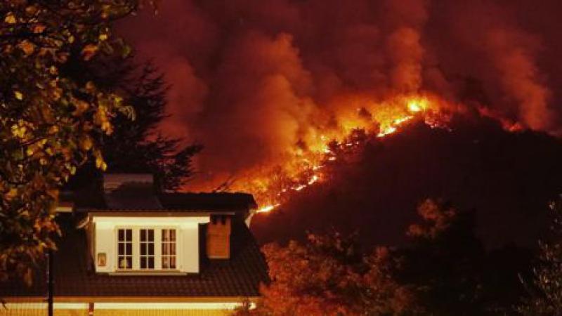 incendi piemonte indifferenza
