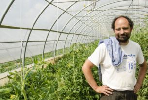 """#23 – """"Lavoravo in banca poi ho seguito il mio sogno: aprire una azienda agricola"""", la storia dell'Orto di Eolo"""