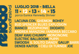 Il Terzo Paradiso al Reload Sound Festival 2018