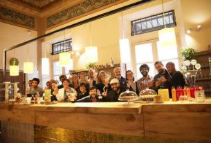 Caffè Sociale: il bar etico che ridà un'anima alla vecchia stazione