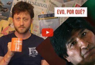 Evo Morales – Io Non Mi Rassegno #13