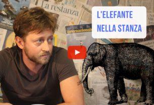 L'elefante nella stanza – Io Non Mi Rassegno #16