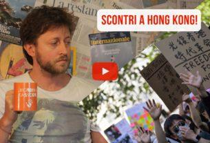 Scontri a Hong Kong! – Io Non Mi Rassegno #17