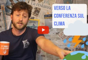Verso la conferenza sul clima – Io Non Mi Rassegno #24