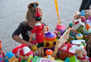 Il baratto dei giocattoli per promuovere riuso e condivisione