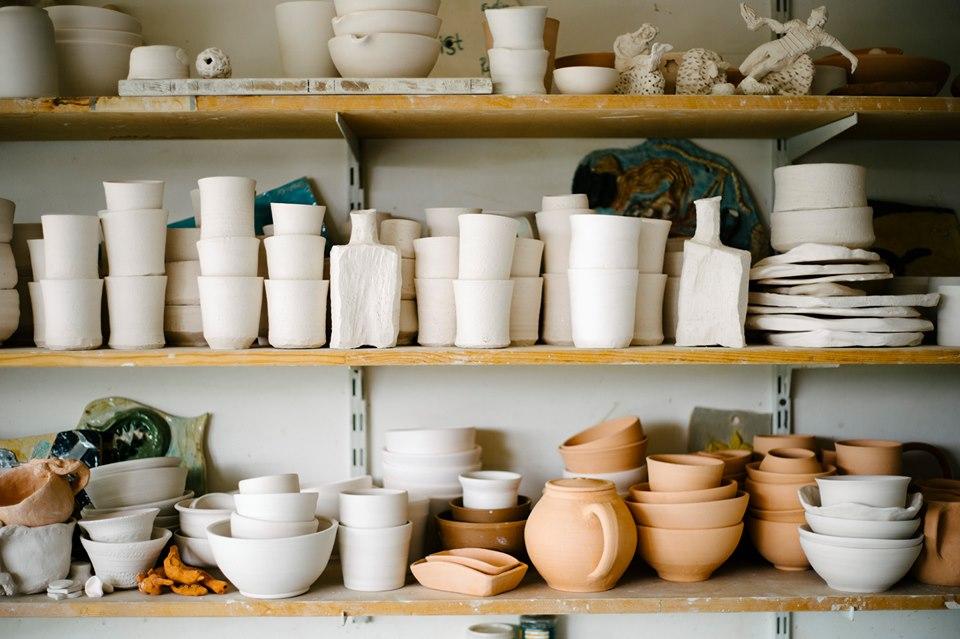 Pottery Lab 1