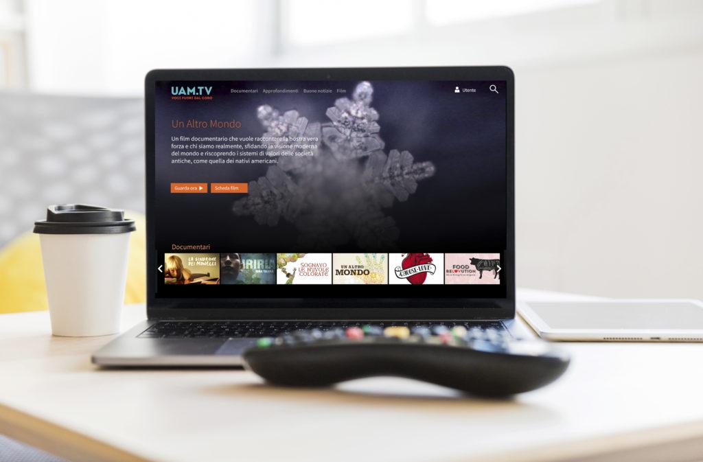 UAM.TV computer