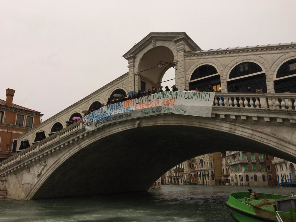 fridays venezia