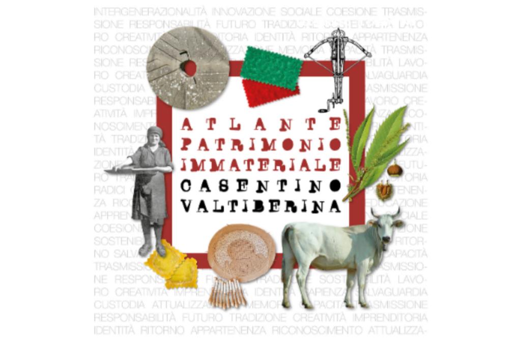 Atlante del patrimonio immateriale Casentino Valtiberina