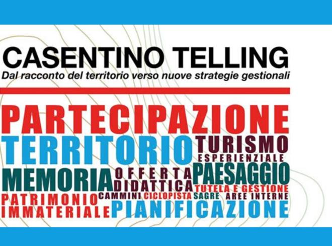 Casentino Telling: un processo partecipativo per rilanciare l'Ecomuseo