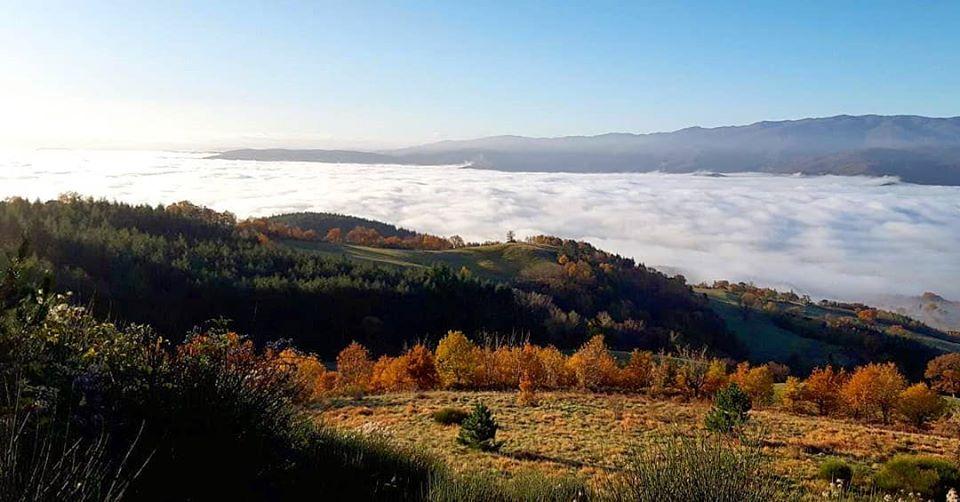 Casentino panorama