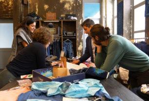 Dall'incontro tra l'arte e la filiera tessile nasce il progetto Circulart