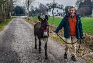 Storie di persone che hanno scelto la vita in campagna