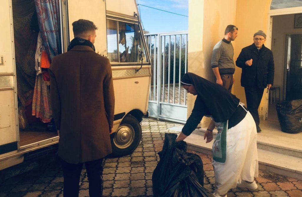 viaggio camper albania