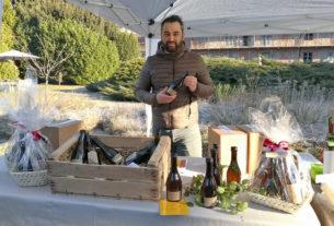Federico Pelliccioli, l'agricoltore che produce birra locale