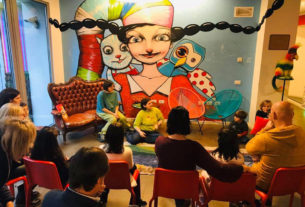 Magà: lo spazio dedicato alle famiglie dove si mangia, si gioca, si apprende
