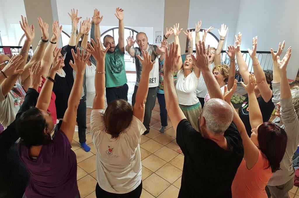 Yoga della Risata3