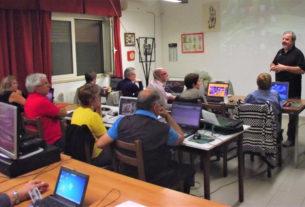 Roma: pc in disuso donati agli anziani per corsi gratuiti di informatica